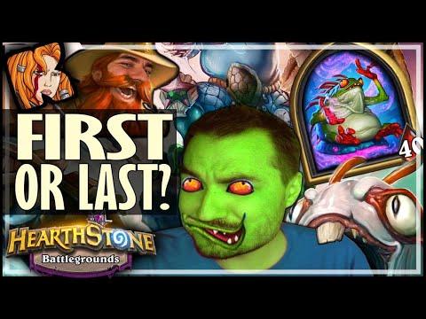 IS FLURGL THE #1 HERO NOW?! - Hearthstone Battlegrounds