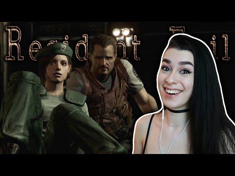 JILL SANDWICH! | Resident Evil Remastered Gameplay | Part 3