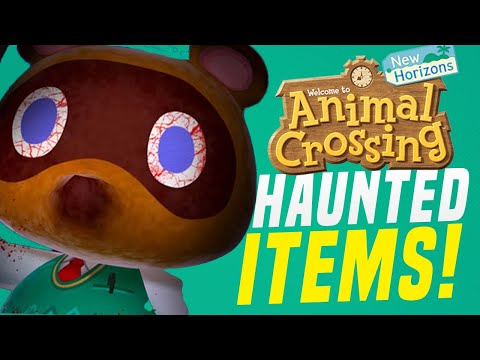 How To Get SECRETS in Animal Crossing New Horizons | NEW Haunted Paintings (Animal Crossing Tips)