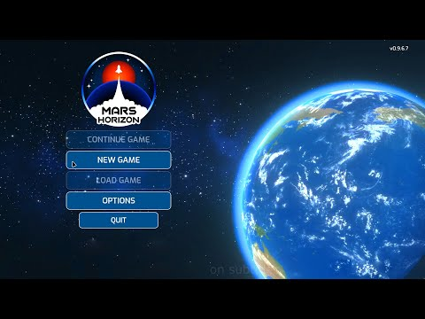 Mars Horizon REVIEW | Space Agency Manager!