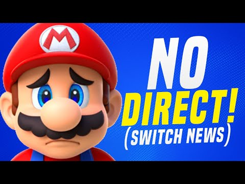 NO New Nintendo Direct in June 2020! (E3 Switch News)