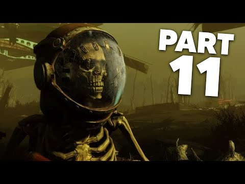 FALLOUT 76 WASTELANDERS Gameplay Walkthrough Part 11 - I BROKE THE GAME