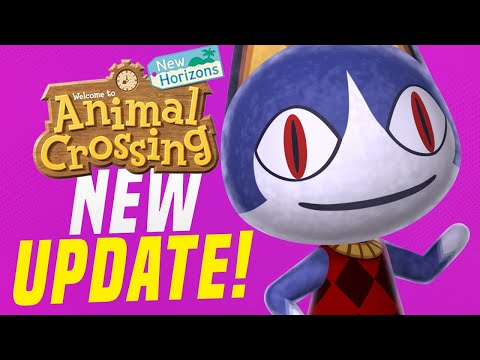 ROVER MAZE! New Animal Crossing Switch Update For May Day! (New Horizons Tips)