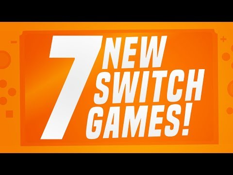 7 NEW Switch Games JUST ANNOUNCED for Nintendo eShop! (2 Release Date Switch Update's)