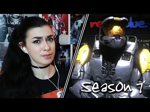 WE LOST SOME GOOD SOLDIERS... | Red vs. Blue Reaction | Season 7 | EP 13-19