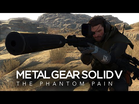 Metal Gear Solid V The Phantom Pain - EP3 A Hero's Way (All Tasks, Perfect Stealth, S Rank)