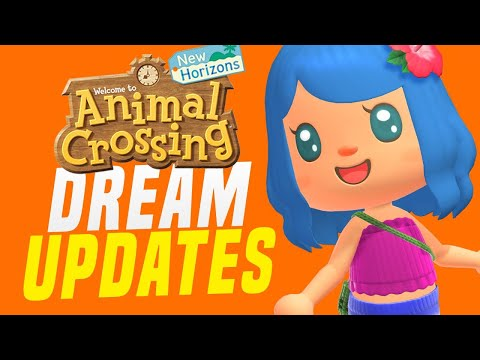 PERFECT Updates for Animal Crossing New Horizons!? (Switch Gameplay Trailer)