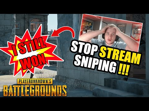Stream Snipers Can't Stop Me! | PUBG XBOX / PS4 GAMEPLAY
