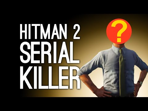 Hitman 2 Serial Killer! 3 Ways to Play Elusive Target The Censor