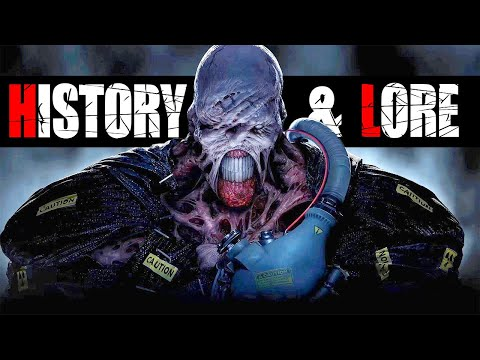 The Complete History & Lore of Resident Evil