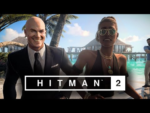 HITMAN™ 2 Master Difficulty - Haven Island (No Loadout, Silent Assassin Suit Only)