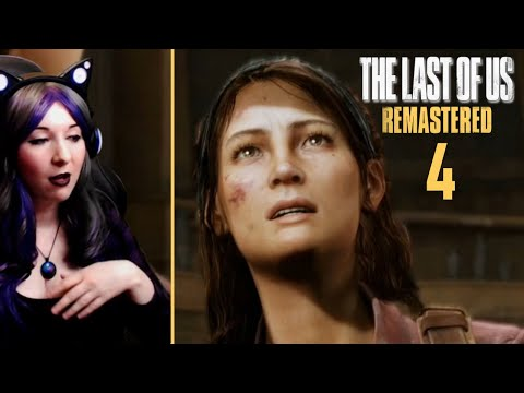 Tess's Sacrifice - The Last Of Us Remastered / First Time Playthrough Part 4