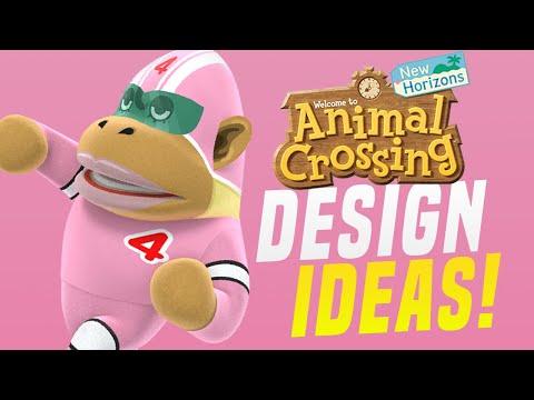 This GOT Fixed! CUTE Design Ideas for Animal Crossing New Horizons Island ft. Nintentalk