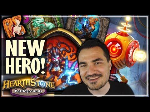 HOW TO PLAY VASHJ (NEW HERO)! - Hearthstone Battlegrounds