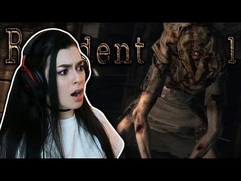 CAN I HELP YOU?!... | Resident Evil Remastered Gameplay | Part 8