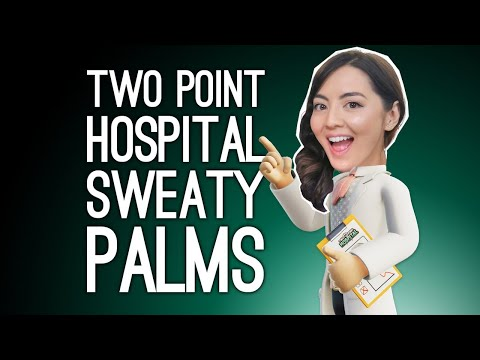 Two Point Hospital Stream: SWEATY PALMS! 🌴 (Two Point Hospital on Xbox One)