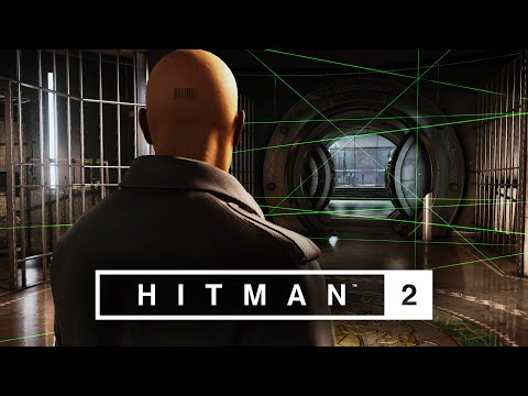 HITMAN™ 2 Master Difficulty - New York Bank Heist (No Loadout, Silent Assassin Suit Only)