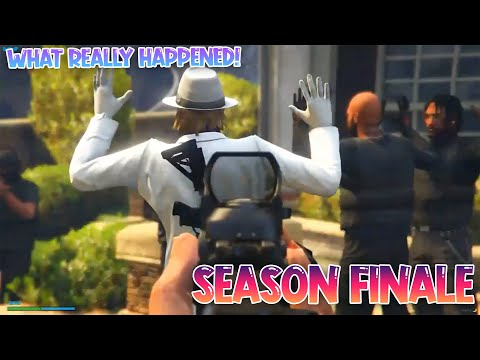 The End Of Lulu & Justin? GTA V RP BigCIty Season Finale!