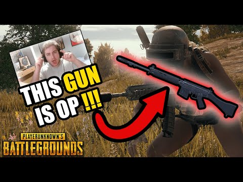 IS THIS THE BEST GUN ON PUBG CONSOLE? XBOX / PS4