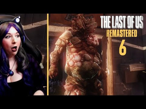 WTF is that? Bloater Boss - The Last Of Us Remastered / First Time Playthrough Part 6