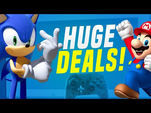 GREAT May Nintendo Switch eShop Sale RIGHT NOW!