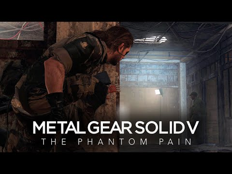 Metal Gear Solid V Perfect Stealth - EP5: Over The Fence (All Tasks, S Rank)
