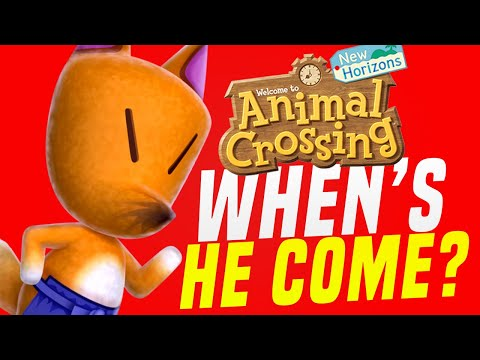 HOW To Predict REDD COMING! in Animal Crossing New Horizons! (Switch Datmine Update)