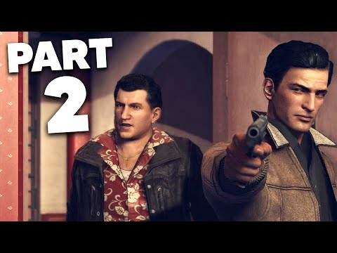 MAFIA 2 DEFINITIVE EDITION Gameplay Walkthrough Part 2 - FUEL STAMPS