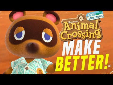 HOW TO Make Animal Crossing Events BETTER in NEW Horizons!