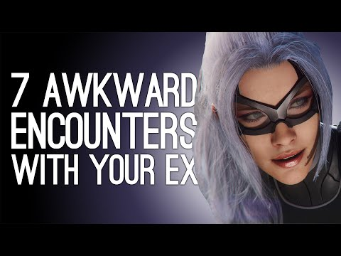 7 Awkward Encounters with Your Ex That Made Us Cringe