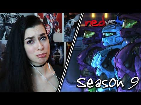 THE FREELANCERS... | Red vs. Blue Reaction | Season 9 | EP 1-7