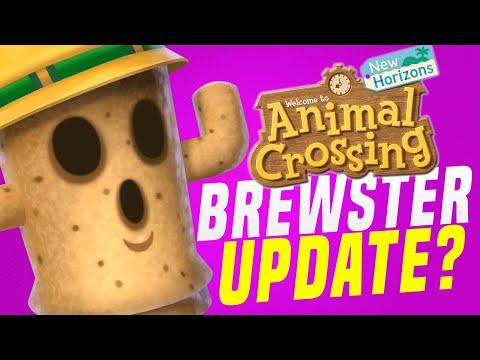 MAJOR Update COMING To Animal Crossing New Horizons!? (Switch Rumor Gyroids Datamine Update)
