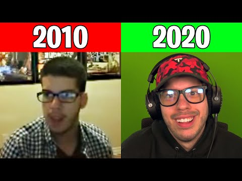 My 10 Year YouTube Rewind! (Reaction)