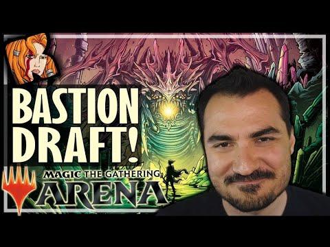 INSANE BASTION DRAFT! - MTG Arena