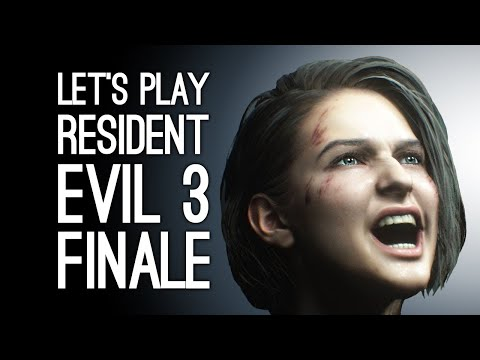 Let's Play Resident Evil 3: THIS IS THE LAST F***ING TIME! (Resident Evil 3 Remake Playthrough Ep 6)