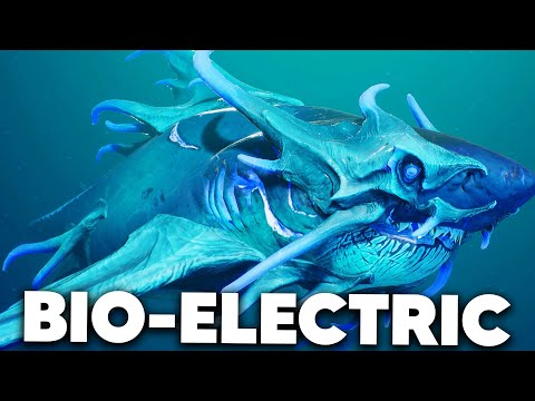 FULLY UPGRADED MEGA BIO-ELECTRIC SHARK - Maneater Part 12