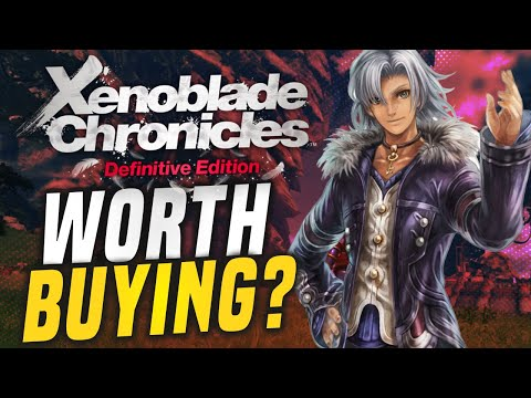 Was Xenoblade Chronicles Definitive Edition WORTH THE WAIT!? (ALL INFO! FULL Review Roundup)