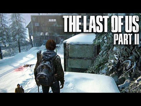 NEW THE LAST OF US PART 2 Gameplay - Reaction