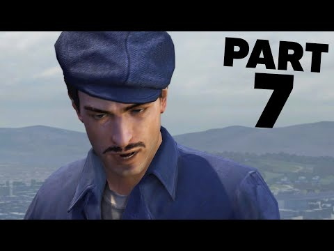 MAFIA 2 DEFINITIVE EDITION Gameplay Walkthrough Part 7 - PLANS GONE WRONG