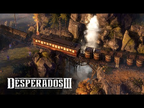 Desperados 3 - Mission 2: Running Late On Payday (Desperados Difficulty, No Saves)