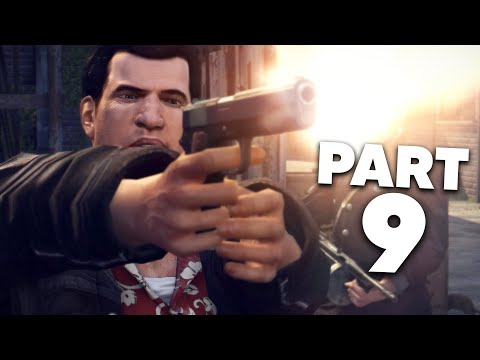 MAFIA 2 DEFINITIVE EDITION Gameplay Walkthrough Part 9 - DRUG DEAL GOES WRONG