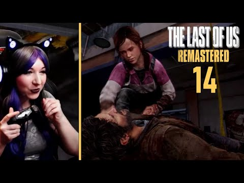 Is Joel Gonna survive? - The Last Of Us Remastered / First Time Playthrough Part 14