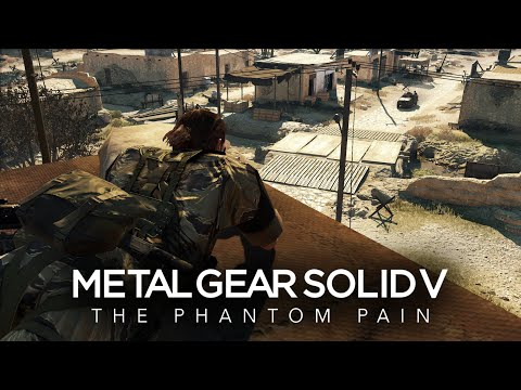 METAL GEAR SOLID V Perfect Stealth - EP7 Red Brass (All Tasks, S Rank)