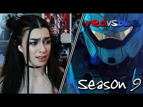 REVENGE... | Red vs. Blue Reaction | Season 9 | EP 14-20