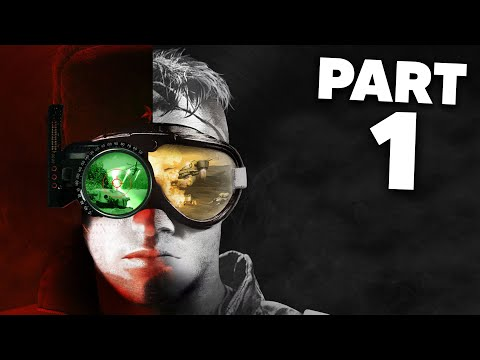 COMMAND & CONQUER RED ALERT REMASTERED Gameplay Walkthrough Part 1 - Allies