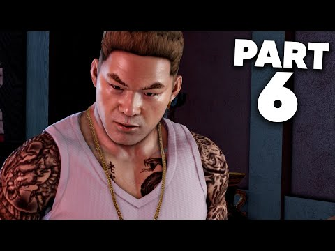 SLEEPING DOGS Gameplay Walkthrough Part 6 - WINSTON IS IN BIG TROUBLE