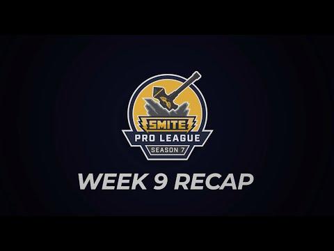 SPL Weekly Recap: Phase 1 Week 9