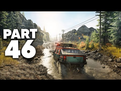 SNOWRUNNER Gameplay Walkthrough Part 46 - GETTING READY FOR THE BIG UPDATE