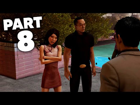 SLEEPING DOGS Gameplay Walkthrough Part 8 - TIFFANY IS CHEATING