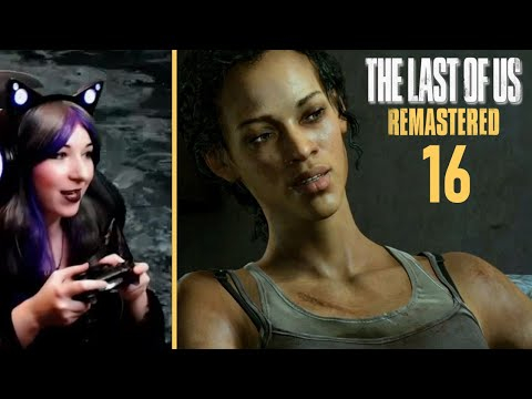 Welcome To The Fireflies - The Last Of Us Remastered / First Time Playthrough Part 16
